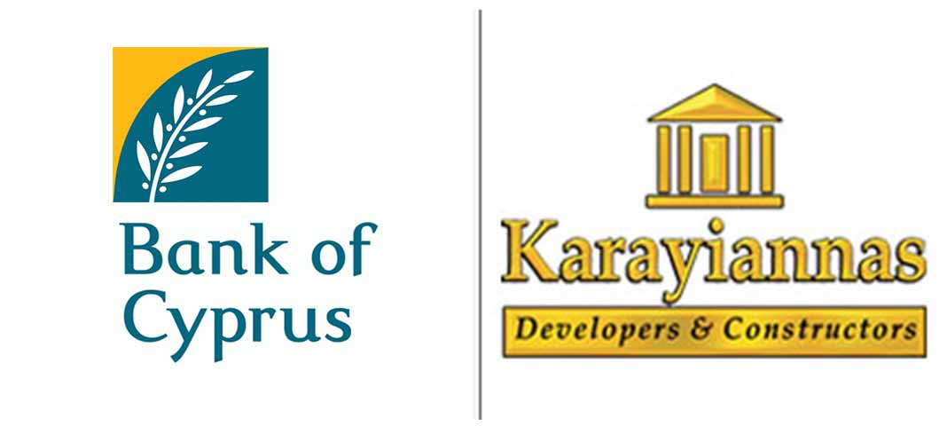 Bank of Cyprus v. Karayiannas and Son: Case 821/2009