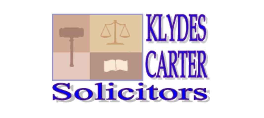 Klydes Carter Solicitors agreement: 20-03-2006