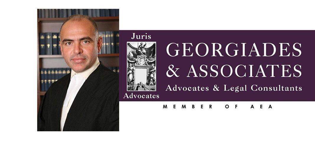 Yiannos Georgiades of Georgiades & Associates